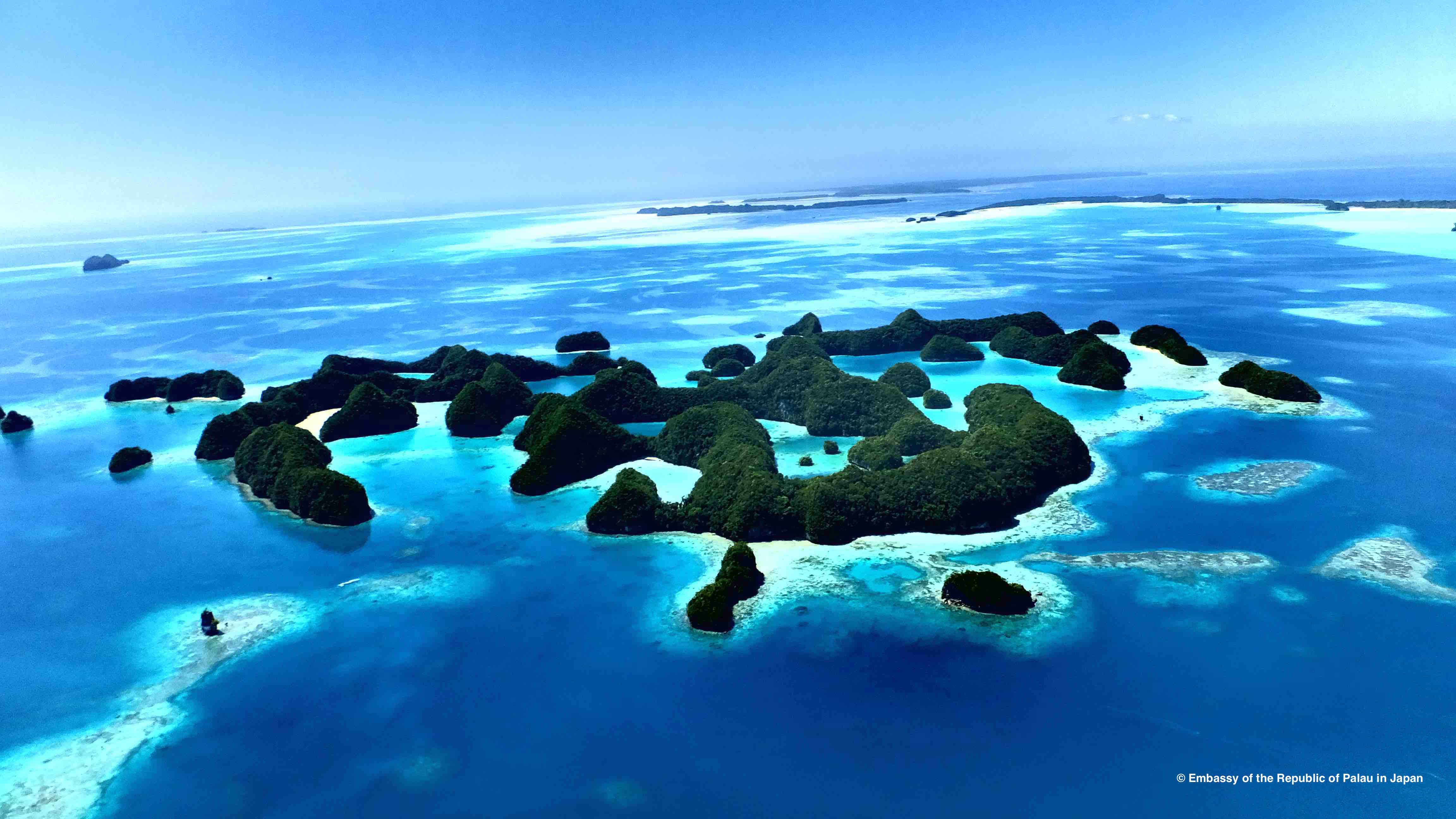 Rock Islands Southern Lagoon / Seventy Islands