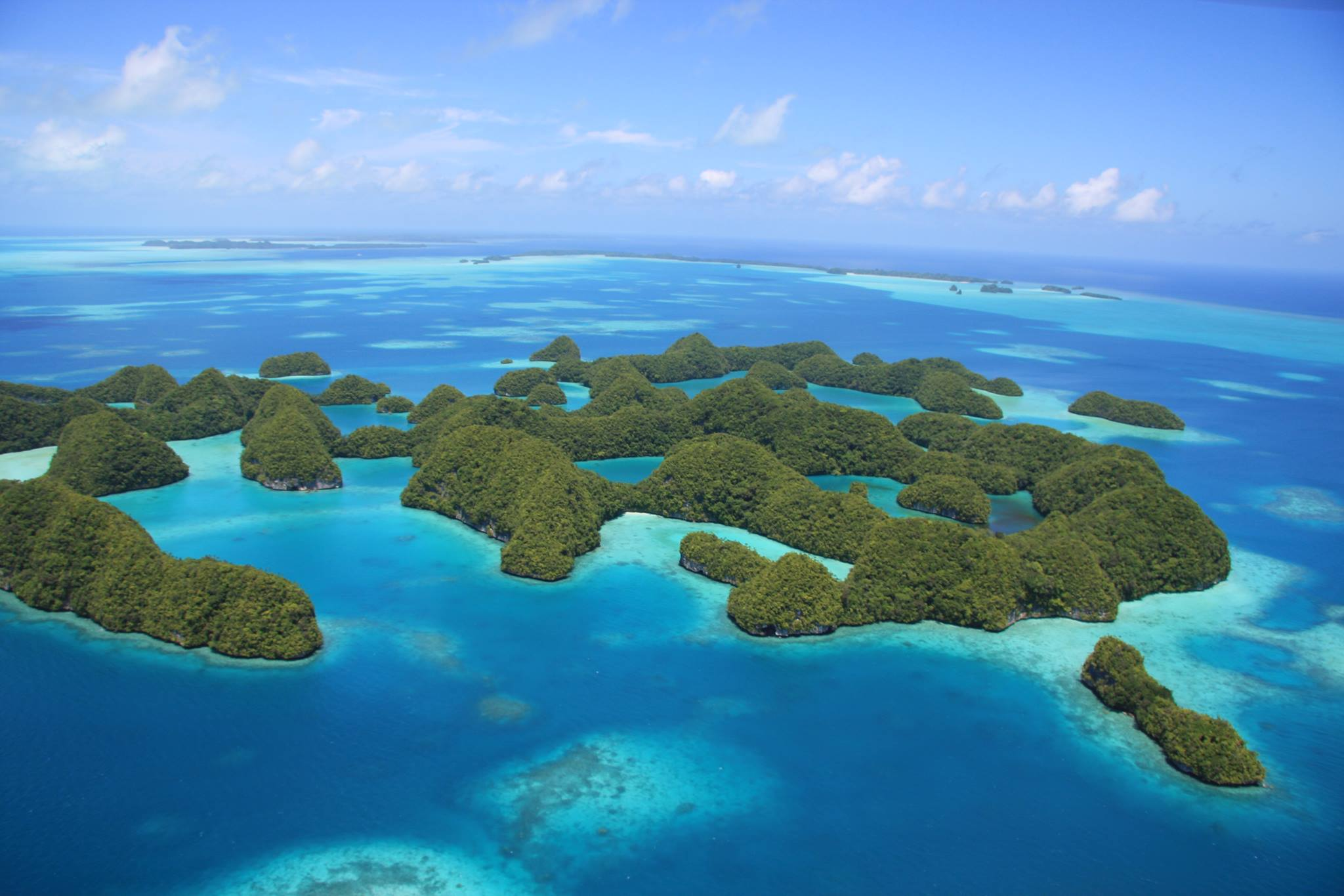 70 Islands Palau